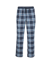 Men's Flannel Lounge Pants Navy/Blue