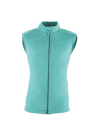 Men's Fleece Gilet - Green