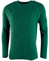 Men's Fleece Sweater - Green