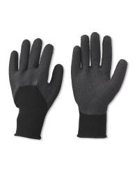 Gardenline Men's Gardening Gloves - Black
