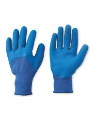 Gardenline Men's Gardening Gloves - Blue