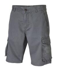 Men's Grey Shorts