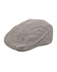 Men's Herringbone Smart Winter Hat