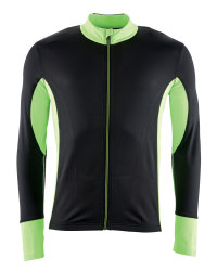 Men's Zip Cycling Jersey