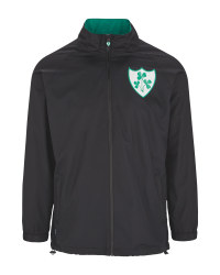 Men's Ireland Rugby Rain Jacket