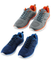Men's Knitted Trainers