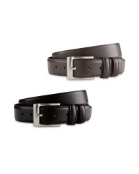 Avenue Men's Leather Belt