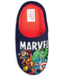 Men's Marvel Comics Slippers