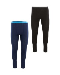 Men's Merino Thermal Long Johns