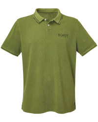 Men's Olive Polo Shirt