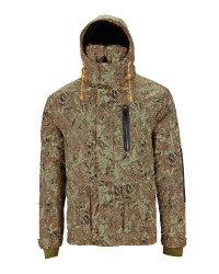 Men's Printed Padded Fishing Jacket