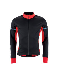 Men's Red Winter Cycling Jacket