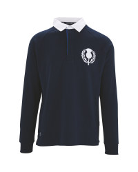 Men's Scotland Long Sleeve Rugby Top