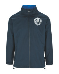 Men's Scotland Rugby Rain Jacket