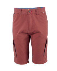 Men's Shorts - Burgundy