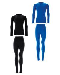 Men's Ski & Sports Base Layer Set