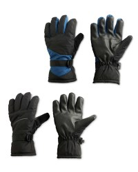 Crane Men's Ski/Snowboard Gloves