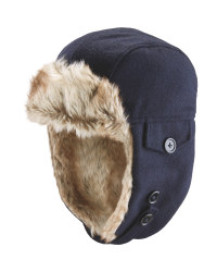 Avenue Men's Smart Trapper Hat