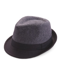 Avenue Men's Smart Trilby Hat