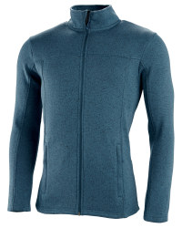 Men's Structured Fleece - Blue
