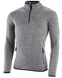 Men's Structured Fleece - Grey