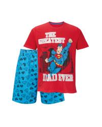 Men's Superman Pyjamas