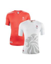 Men's Team GB Sports T - Shirt