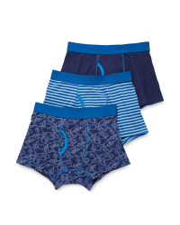 Men's Trunks - Rope, Stripe and Navy