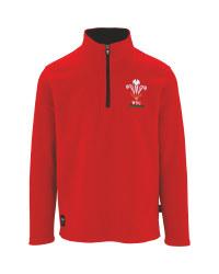 Men's Wales Rugby Fleece