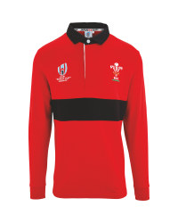 Men's Wales Rugby Top