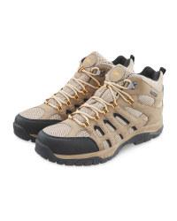 Crane Mens Walking Boots