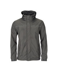 Men's Waterproof Outdoor Jacket - Anthracite