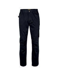 "Men's Work Trousers Long 33"" - Black"