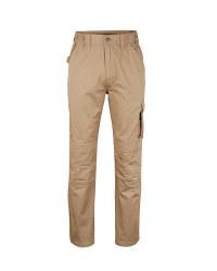 "Men's Work Trousers Long 33"" - Stone"
