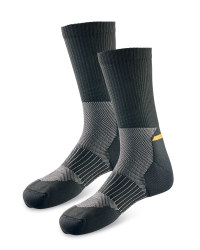 Men's Workwear Cordura Socks - Black