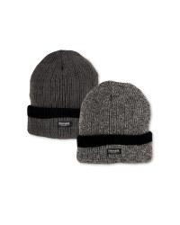 Men's Workwear Knitted Plain Hat