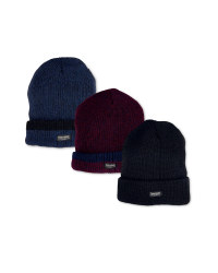 Men's Workwear Knitted Twist Hat