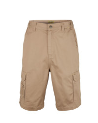 Men's Workwear Shorts - Stone