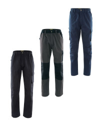 Men's Workwear Trousers 31""