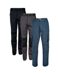Men's Workwear Trousers 33""