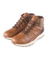 Avenue Men's Brown Comfort Boots