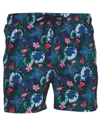 Avenue Men's Tropical Swim Shorts