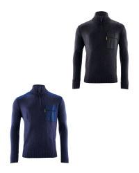 Mens 1/4 Zip  Workwear Pullover
