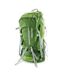 Men's 70L Trekking Backpack - Green