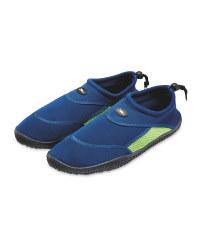Crane Mens Aqua Shoes