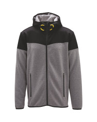 Men's Black Training Jacket