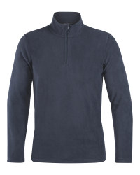 Men's Blue Fleece Midlayer