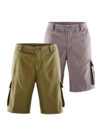 Avenue Men's Cargo Shorts