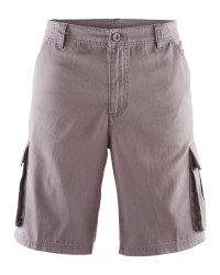 Avenue Men's Cargo Shorts - Grey