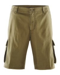 Avenue Men's Cargo Shorts - Khaki